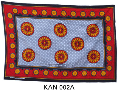 wax prints kanga 002A